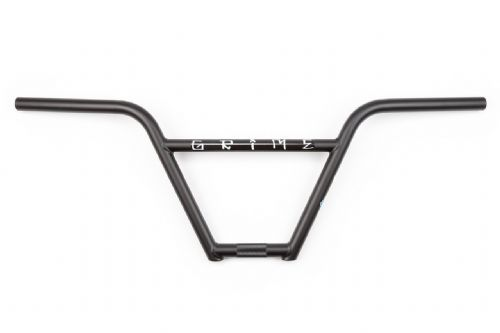 "BSD Grime Bars - 9.5"" - Flat Black"